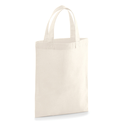 Cotton Party Bag For Life In Natural