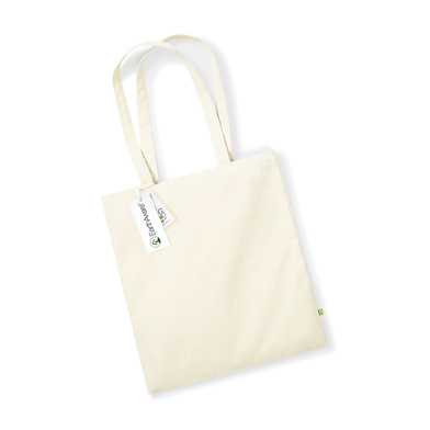 EarthAware Organic Bag For Life In Natural