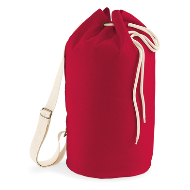 EarthAware� Organic Sea Bag In Classic Red