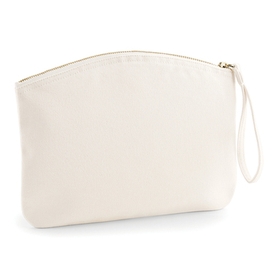 EarthAware Organic Spring Wristlet In Natural