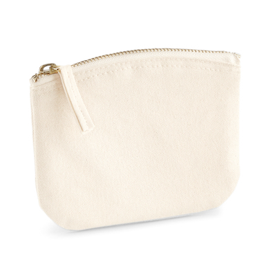 EarthAware Organic Spring Purse In Natural