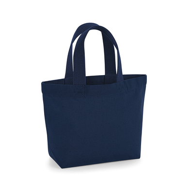 EarthAware� Organic Marina Mini Tote In French Navy
