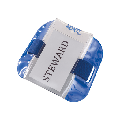 ID Armbands (ID03) In Blue