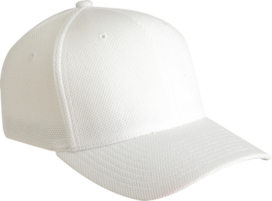 Flexfit Cool And Dry Piqu Mesh (6577CD) In White