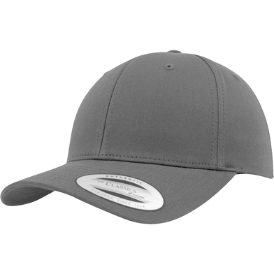 Curved Classic Snapback (7706)(7706) In Charcoal