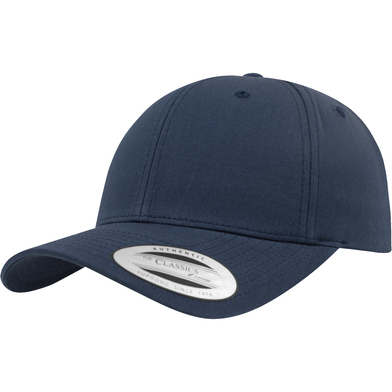 Curved Classic Snapback (7706)(7706) In Navy