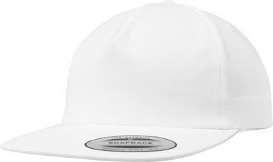 Flexfit by Yupoong - Unstructured 5-panel Snapback (6502)