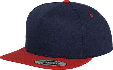 Flexfit by Yupoong - Classic 5-panel Snapback (6007T)