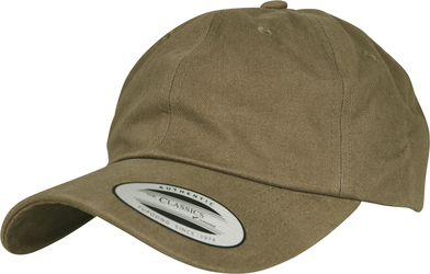Flexfit by Yupoong - Peached Cotton Twill Dad Cap (6245PT)