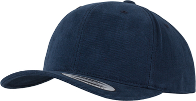 Brushed Cotton Twill Mid-profile (6363V) In Navy
