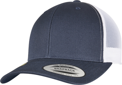 Flexfit by Yupoong - YP Classics Recycled Retro Trucker Cap 2-tone (6606RT)