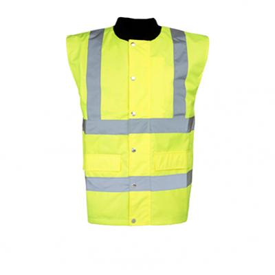 High Visibility Bodywarmers & Gilets